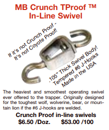 picture of in-line swivel
