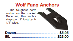 picture of wolf fang anchor